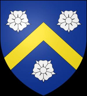 Blason de la famille Alarose (Bourbonnais)