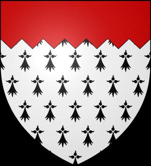 Blason de la famille d'O (Normandie, Vexin)