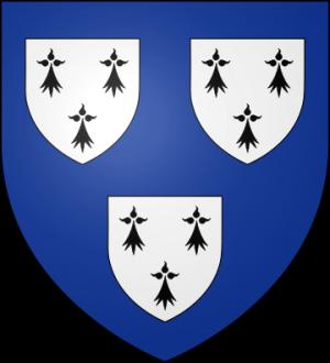 Blason de la famille Mabille (Bretagne)