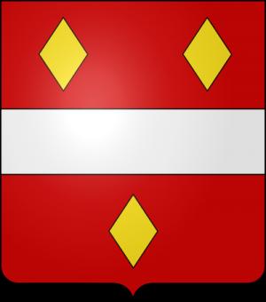 Blason de la famille de Wissocq (Artois)