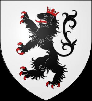 Blason de la famille d'Anché (Poitou)