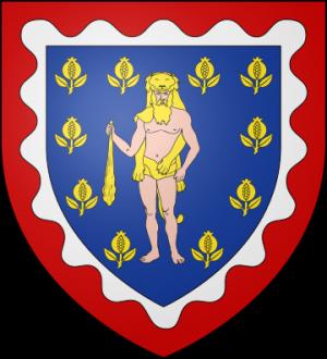 Blason de la famille de Fabert (Lorraine)
