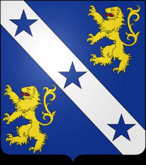 Blason de la famille d'Abbadie (Béarn)