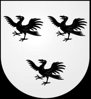 Blason de la famille Walravens (Brabant)