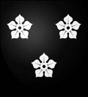 Blason de la famille d'Aiguillon (Bretagne)