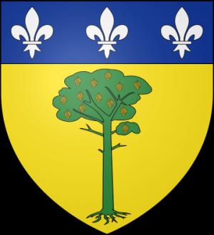 Blason de la famille de Cabiron (Languedoc)