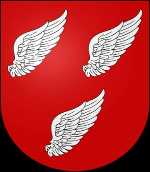 Blason de la famille de Watteville (Suisse, Franche-Comté)