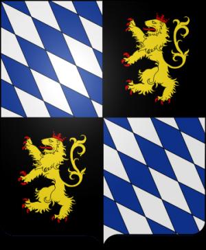 Blason de la famille von Simmern