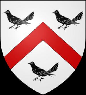 Blason de la famille d'Agasse (Languedoc)