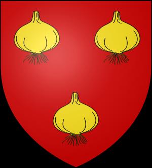 Blason de la famille Saboulin (Provence)