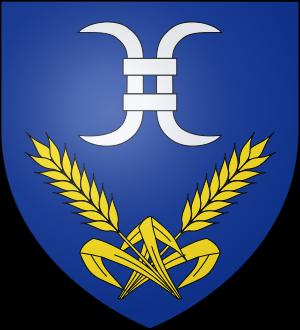 Blason de la famille Jacobé de Naurois (Languedoc)