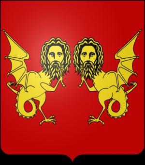 Blason de la famille d'Ancézune (Provence)