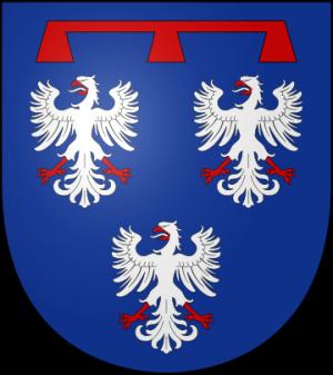 Blason de la famille von Leiningen