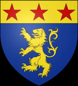 Blason de la famille Pacoret de Saint-Bon (Savoie)