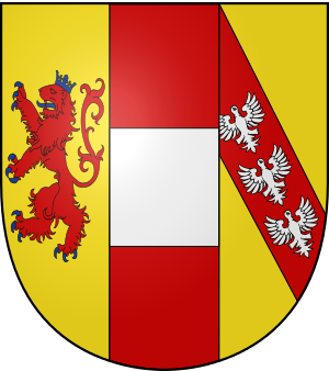 Blason de la famille von Habsburg-Lothringen (Autriche)