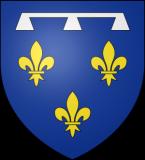 Blason de la famille d'Orléans