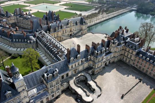 Château de Fontainebleau (Fontainebleau)