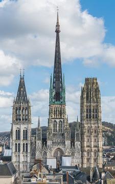 Cathédrale Notre-Dame de l'Assomption (Rouen)