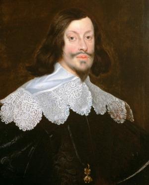 Portrait de Ferdinand III de Hongrie (1608 - 1657)