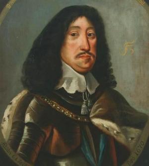 Portrait de Frédéric III de Danemark (1609 - 1670)