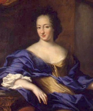 Portrait de Ulrique Eleonore von Oldenburg (1656 - 1693)