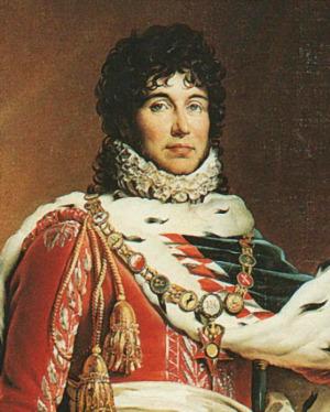 Portrait de Joachim Ier (1767 - 1815)