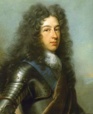 Portrait de Le Petit Dauphin (1682 - 1712)