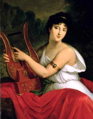 Portrait de Éléonore Denuelle de La Plaigne (1787 - 1868)