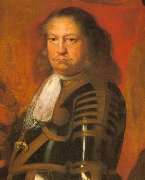 Portrait de Eberhard III. von Württemberg (1614 - 1674)