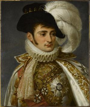 Portrait de Jérôme Bonaparte (1784 - 1860)