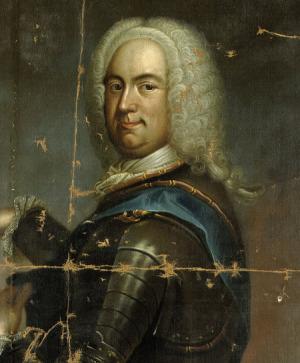 Portrait de Ferdinand Albrecht von Braunschweig-Wolfenbüttel (1680 - 1735)
