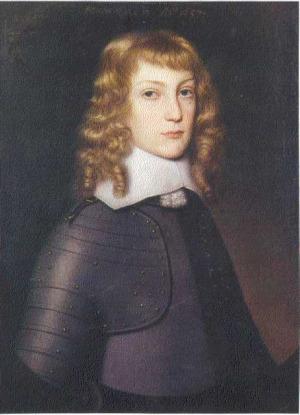 Portrait de Christian Ernst von Hohenzollern (1644 - 1712)
