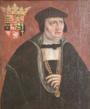 Portrait de Frédéric Ier de Danemark (1471 - 1533)