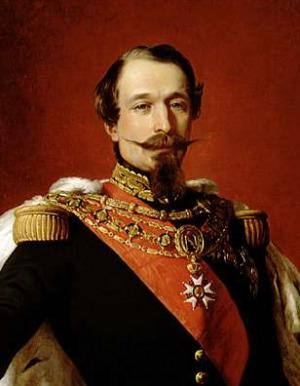 Portrait de Napoléon III (1808 - 1873)