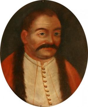 Portrait de Jan Karol Opaliński (1642 - 1695)