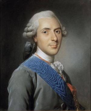 Portrait de Louis de France (1729 - 1765)