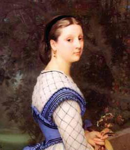Portrait de Albine Vassal (1779 - 1848)
