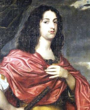 Portrait de Eduard von der Pfalz (1625 - 1663)