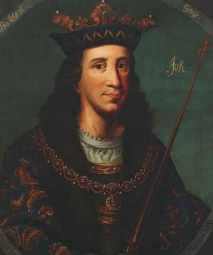 Portrait de Jean I de Danemark (1455 - 1513)