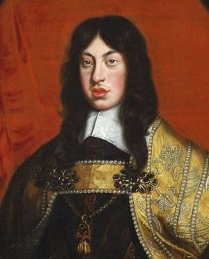 Portrait de Léopold Ier de Hongrie (1640 - 1705)