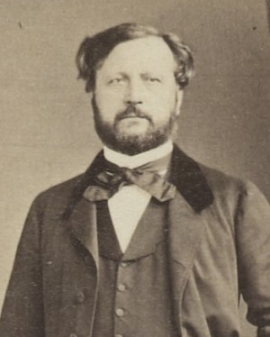 Portrait de Napoléon Joseph de Colbert (1805 - 1883)