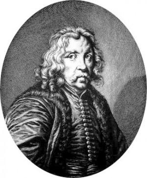 Portrait de Bogusław Leszczyński (1614 - 1659)