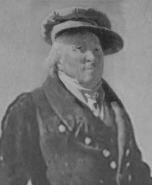Portrait de Eloy Tiersonnier (1754 - 1838)
