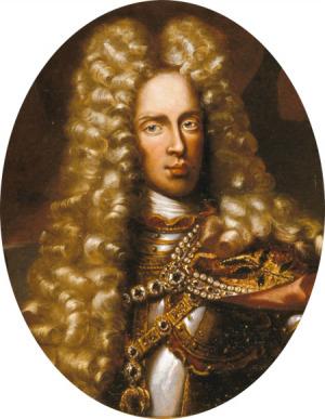 Portrait de Joseph Ier de Hongrie (1678 - 1711)