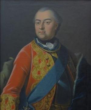 Portrait de Ernst Friedrich von Sachsen-Hildburghausen (1727 - 1780)