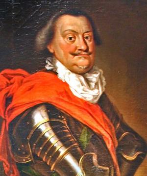 Portrait de Georg von Braunschweig-Lüneburg (1582 - 1641)