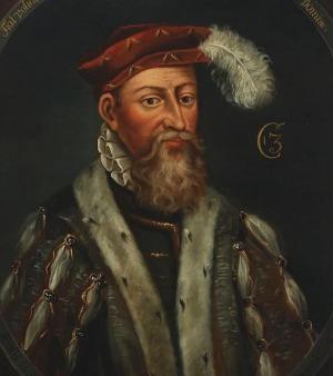Portrait de Christian III de Danemark (1503 - 1559)