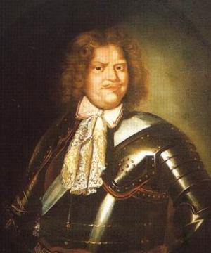 Portrait de Johann Georg III (1647 - 1691)