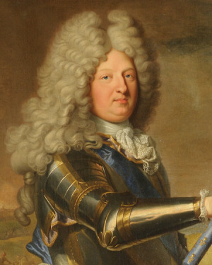 Portrait de Le Grand Dauphin (1661 - 1711)