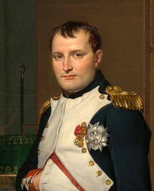 Portrait de Napoléon Ier (1769 - 1821)